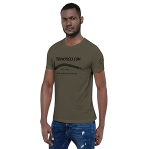 unisex-premium-t-shirt-army-left-front-6