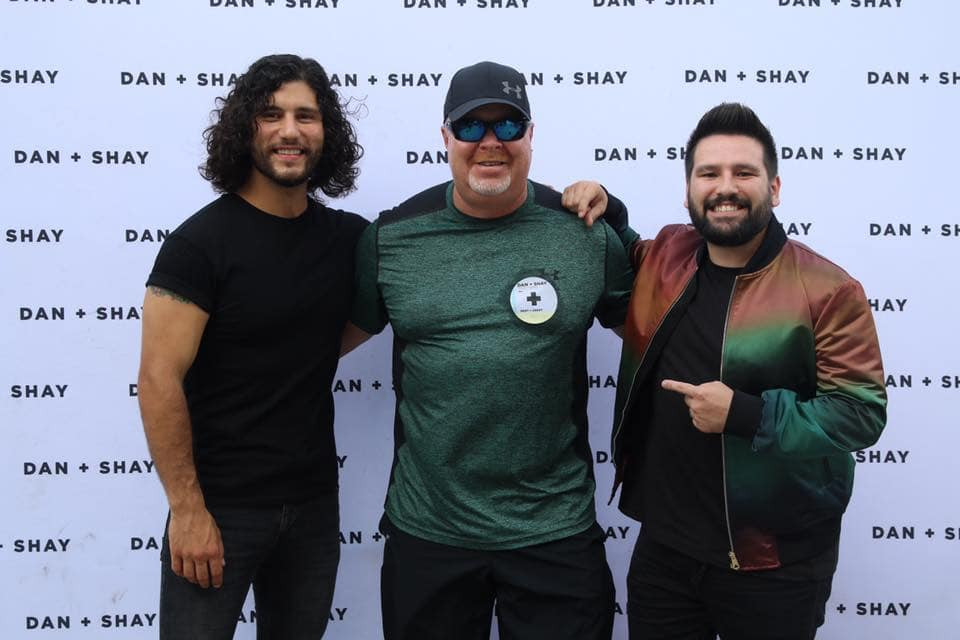 Road Dogg with Dan + Shay