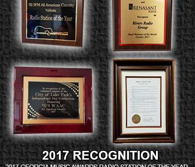 2017 Recognition