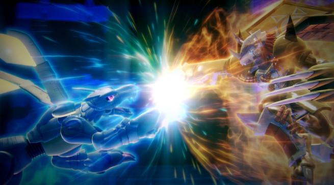 英語版『DIGIMON CARD GAME』 Battle イメージPV