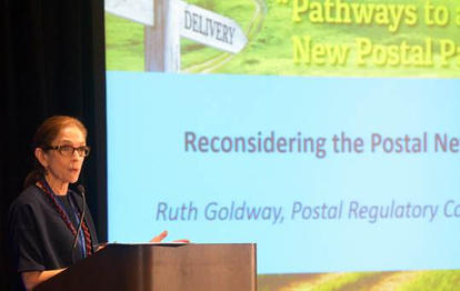 Ruth Goldway