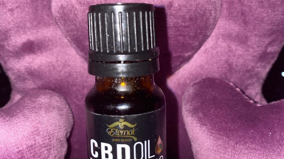 5,000mg CBD oil with melatonin & chamomile