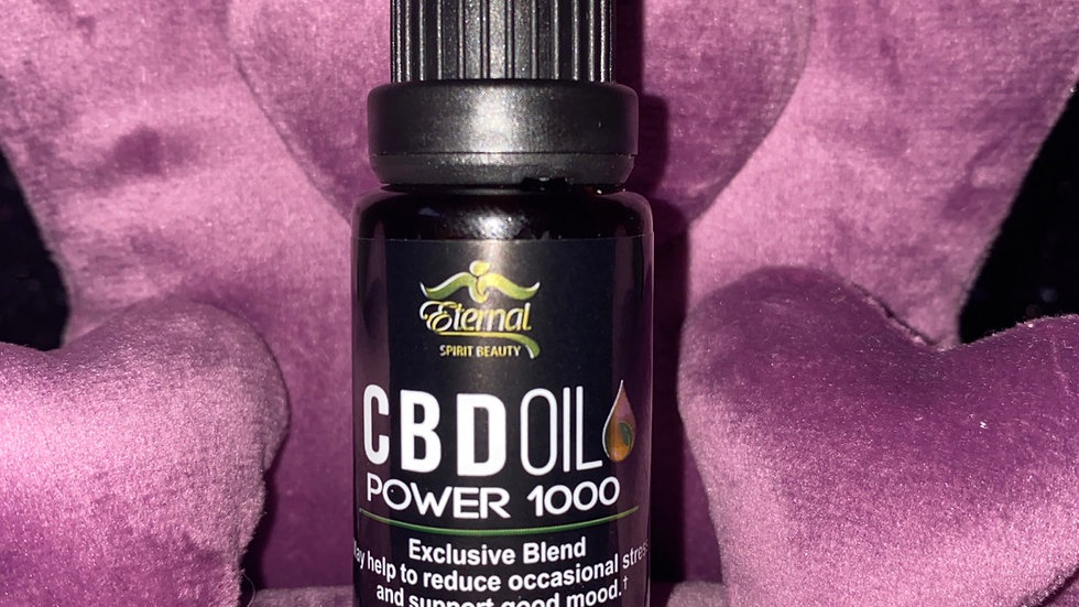 1,000 mg CBD oil for topical use & our pet friendly formula!