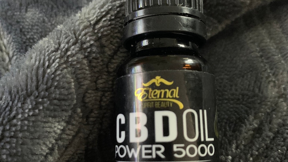5,000mg CBD oil with echinacea