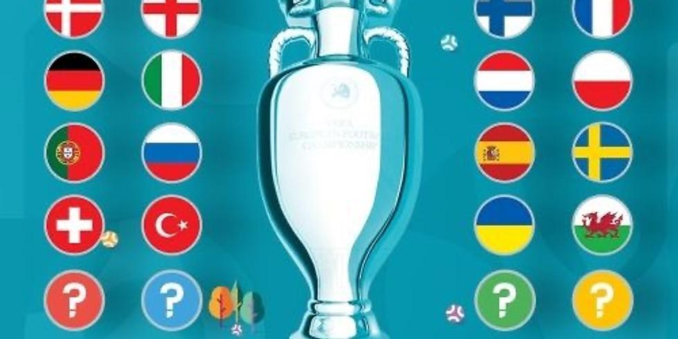 Monday Madness / Euros Matches / Open 4pm