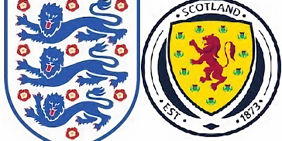 England v Scotland (Friday)