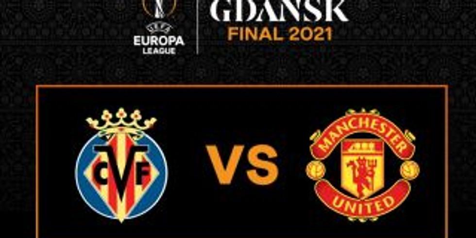 VIP sign-up - Europa League Final