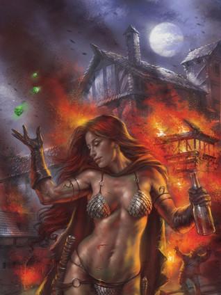 Birth of the She Devil #1