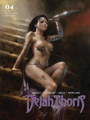 Dejah Thoris #4