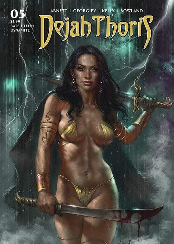 Dejah Thoris #5