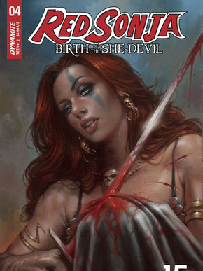 RS Birth of the She Devil #4