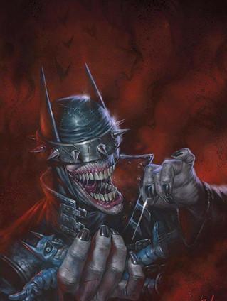 Batman Who Laughs #1