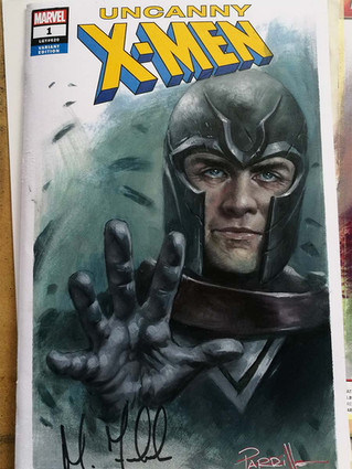 Magneto Blank commission
