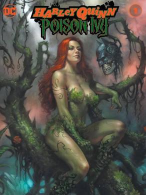 Harley Quinn Poison Ivy 1