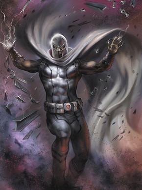 Magneto #1 White