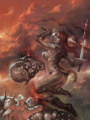 Birth of the She Devil #3