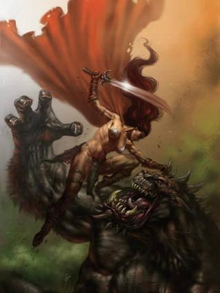 Red Sonja #78