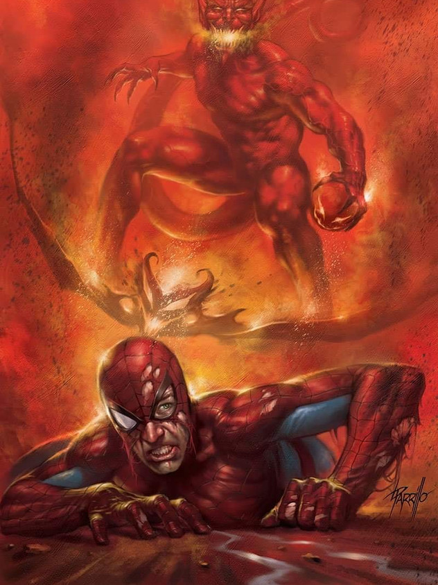 Red Goblin #1