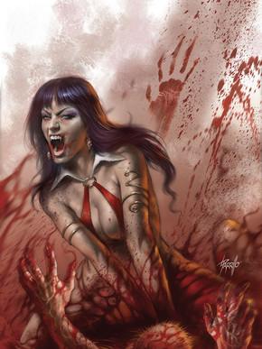 Vengeance of Vampirella #3