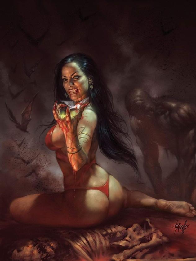 Vengeance of Vampirella #1
