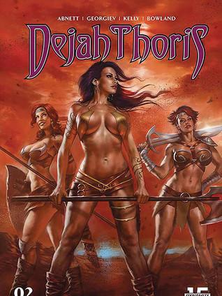 Dejah Thoris #2