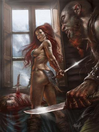 Birth of the She Devil #2