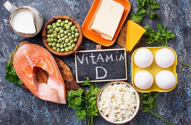Vitamina D ¿Por qué necesito vitamina D?  ¿En qué alimentos la consigo?