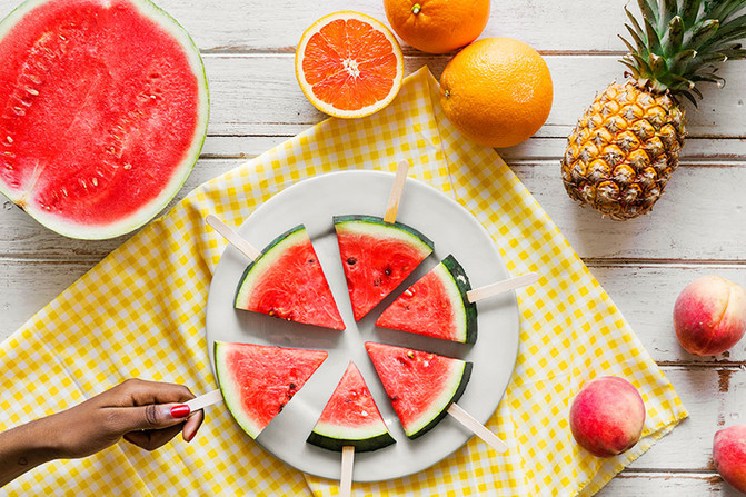 Tips para unas vacaciones saludables