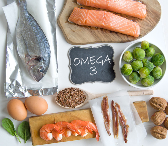 Omega 3 ¿Por qué debería comerlos?