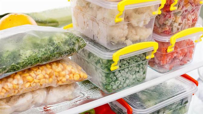 Como organizar tus comidas de la semana