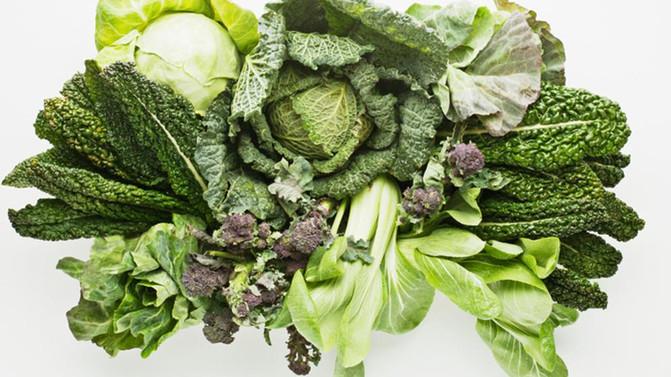 Green Mix. La mezcla de vegetales orgánicos