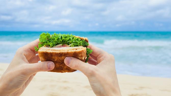 ¡Ten unas vacaciones saludables!