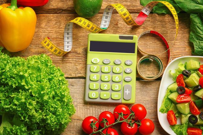 ¿Le tienes miedo a las calorías?