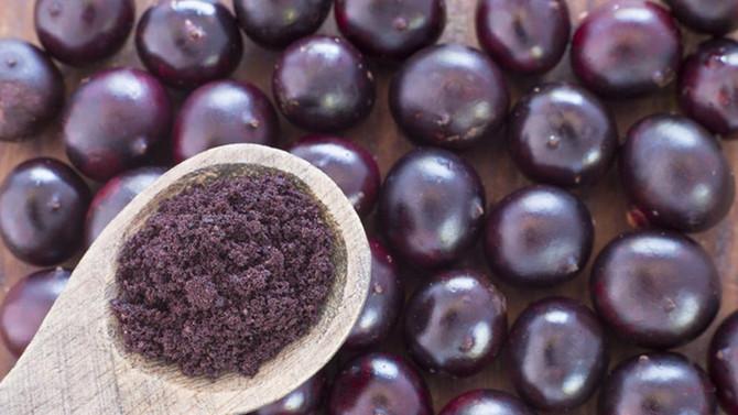 Açaí, un gran antioxidante