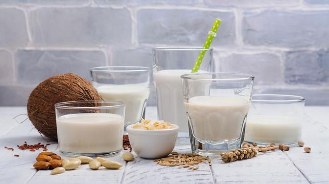 Tipos de leche¿Cuál es tu favorita?