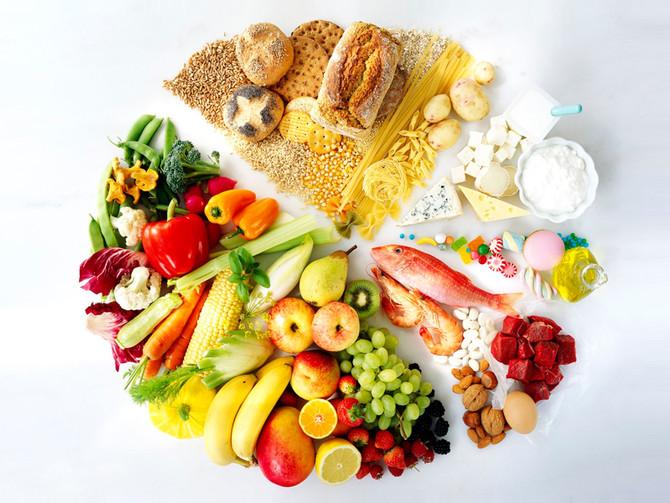¿Cómo conseguir y mantener una alimentación saludable?