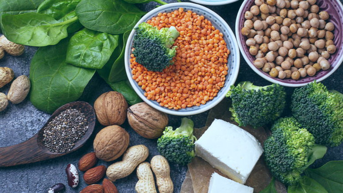 ¿Qué son las proteínas de origen vegetal?