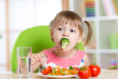 Hábitos de alimentación en la infancia
