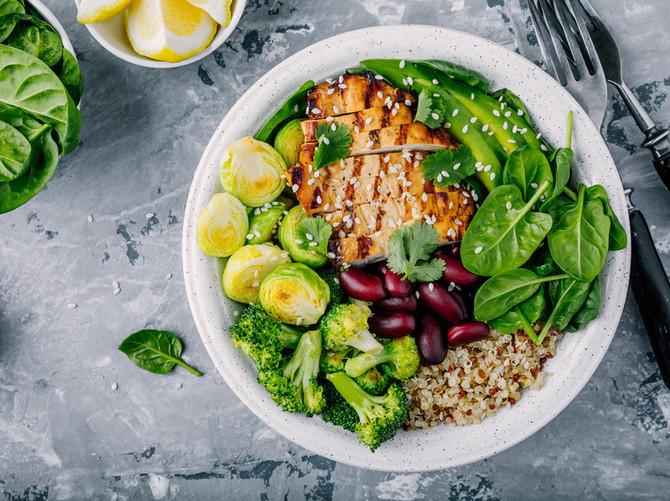 ¿Cómo hacer cenas saludables?