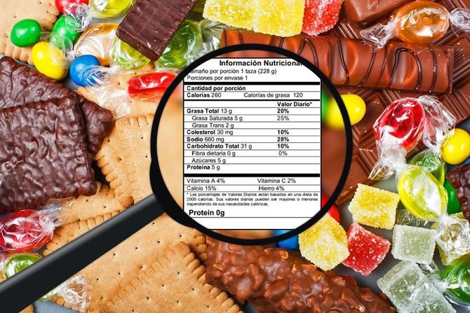 Ingredientes dañinos… ¿Los conoces?
