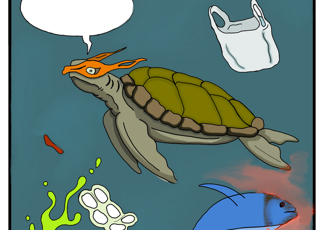 Oceanic Pollution