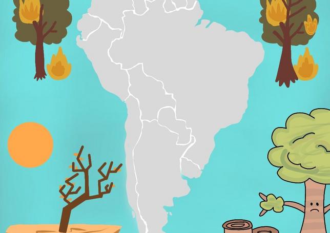 ENVIRONMENTAL PROBLEMS IN LATIN AMERICA