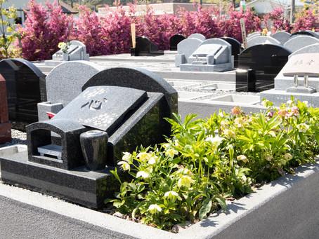 花園やすらぎ霊園区画紹介③花壇墓地