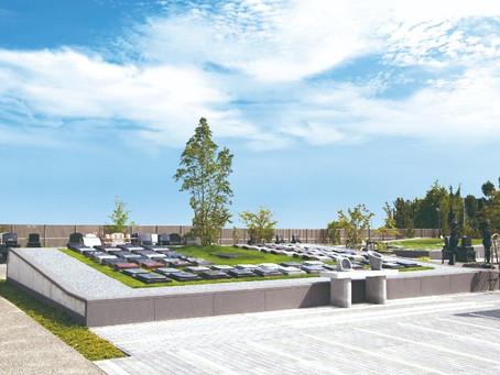 花園やすらぎ霊園区画紹介④樹木葬