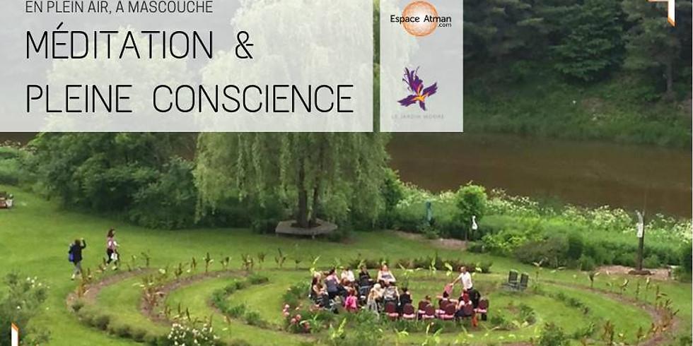 En PLEIN AIR : Méditation et pleine conscience (3/4)