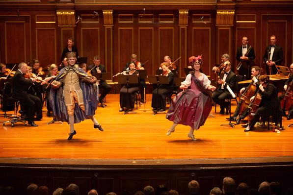 Orchestra Concert, Rameau