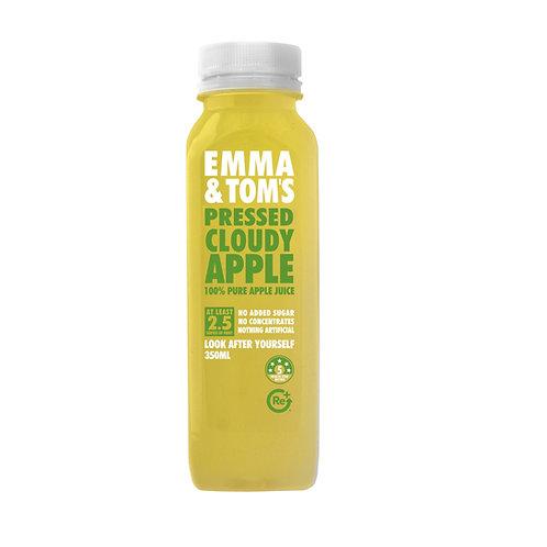 Emma & Tom's - 100% 純蘋果汁 (350ml)