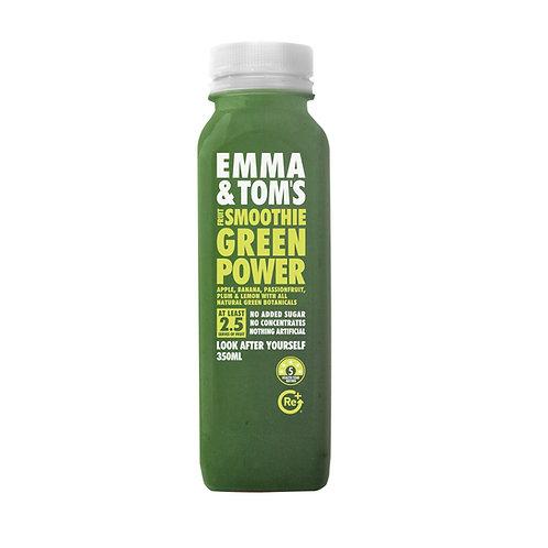 Emma & Tom's - 綠色能量混合果汁 (350ml)