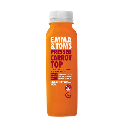 Emma & Tom's - 甘筍混合果汁 (350ml)