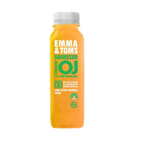Emma & Tom's - 100% 純橙汁 (350ml)